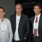 Ozair Gomes, Adriano Sarquis E Celso Baldan (2)