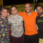 Pablo Nóbrega, Amilton Saraiva, Pedro Pontes E Sidney Lira (2)