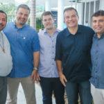 Padre Antonio Furtado, Aderaldo Soares, Flavio Alves, Ricardo Bezerra E Marcos Novaes (5)