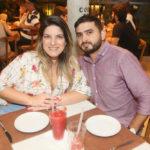 Pamela Lima E Eduardo Ribeiro