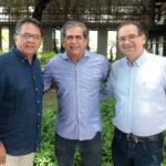 Quintino Vieira, Zezinho Albuquerque E José Airton Brasil