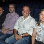 Remo Moura, Mauro Bastos, Marcos Paulo E Patrícia Guabiraba