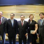 Ricardo Cavalcante, Beto Studart, Igor Barroso, Aline Barroso E Edgar Gadelha (2)