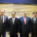 Ricardo Cavalcante, Beto Studart, Maia Junior E Edgar Gadelha (1)