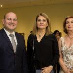 Roberto Claudio, Lenise Rocha E Fátima Veras (4)
