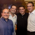 Roberto Claudio, Rodrigo Ponte, Samuel Sicchierolli E Camilo Santana (3)