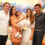 Ronaldo, Viviam E Bianca Barbosa, Ronaldo E Rafaela Otoch (2)