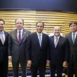Samuel Dias, Ricardl Cavalcante, Beto Studart, Roberto Claudio E Edgar Gadelha (2)