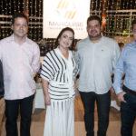 Samuel Max, Omar Coelho, Andrea Coelho, Adriano Alves E Ladislau Nogueira  2