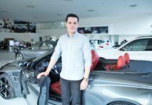 6ed9185acee Maxime Tarnaud  Cartier lança novo modelo Santos e inaugura espaço ...