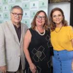 Sulivan Mota, Marcia Machado E Glória Marinho