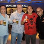 Taiene Righetto, André Allano, Rodolfo Trindade E Alexandre Nogueira (2)