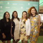 Tais De Paulo, Juliana Guedes, Giovana Marques E Beth Lopes