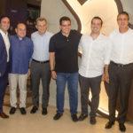 Tiago Asfor, Roberto Claudio, José Sarto, Samuel Sicchierolli, Rodrigo Ponte E Camilo Santana (2)