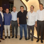 Tiago Asfor, Roberto Claudio, José Sarto, Samuel Sicchierolli, Rodrigo Ponte E Camilo Santana (7)