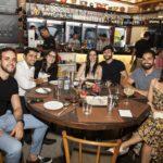 Tiago Azevedo, Sidnei Vieira, Natalie Vieira, Nayana Lima E Frederico Arruda, Julian Trevia E Manoela Lamenha (2)