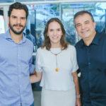 Tiago Cortes, Renata Santos E Ricardo Bezerra (2)