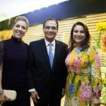 Ticiana Queiroz, Beto Studart E Patricia Macedo (1)