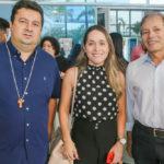 Valter Mota, Luciana Castro E Otacilio Valente (2)