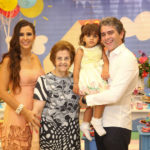 Vivian Barbosa, Hanine Cortez, Bianca E Ronaldo Barbosa