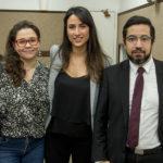 Yohanna Maia, Lia Quinderé E Claudio Aguiar (3)
