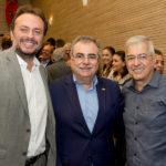 Adriano Nogueira, Assis Cavalcante E Paulo César Norões
