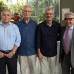 Alberto Otto, Dinalvo Diniz, Ângelo Guerra E Arnaldo Celso (1)