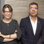 Aline Teles E Lauro Chaves