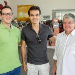 André Fiuza, Lucas Avelino E Chico Estêves (1)