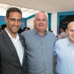 António Nunes, Luciano Cavalcante E Roberto Cláudio
