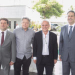 Benigno Júnior, Lincoln Rocha, Anibal Carneiro E Erinaldo Dantas