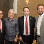 Beto Studart, Paulo César Norões, Milton Cunha E Adriano Nogueira