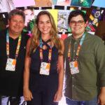 Bob, Rivana E Bob Filho Santos (2)