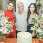 Camila Ximenes, Paulo Linhares E Caroline Ximenes (3)