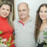 Camila Ximenes, Paulo Linhares E Caroline Ximenes (4)