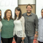 Carla Laprovítera, Márcia Teixeira, Flávia Laprovítera, Daniel Simões E Gera Laprovítera (1)