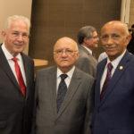 Carlos Prado, Aluísio Ramalho E Edilson Baldez