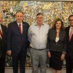 Carlos Prado, Ricardo Cavalcante, Maia Júnior, Roseane Medeiros E Beto Studart (3)