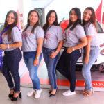Carol Cunha, Carolina Barbosa, Fernanda Teixira, Taciane Andrade E Andressa Galvão (3)