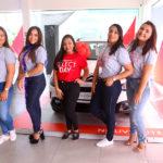 Carol Cunha, Carolina Barbosa, Girlane Carvalho, Taciane Andrade E Andressa Galvão (2)