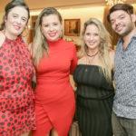 Cris Mendes, Camila Ximenes, Marcia Procopiou E Tiago Elery (3)