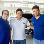 David Feitosa, Luiz Teixeira E Newton Basto (1)