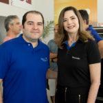 David Feitosa E Ana Pinheiro
