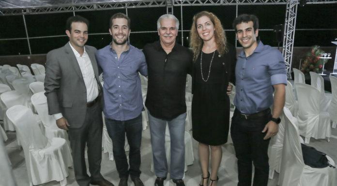Drauzio Barros Leal, Guilherme Rolim, Pio, Ticiana E Sergio Rolim (5)