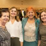 Elisa Gradvohl, Rosângela Cavalcante, Fátima Duarte E Ana Studart