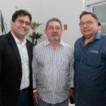 Ezequiel Norões, Cláudio Ricardo E Joaquim Selestino