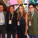 Fernando Brito, Bob, Rivana E Bob Filho Santos (3)