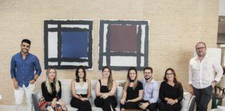 Fernando Costa, Nara Oliveira, Priscila Ximenes, Lais Costa, Catarina Barbosa, Wellington Muniz , Lucia Wolf E Roberto Pamplona (2)