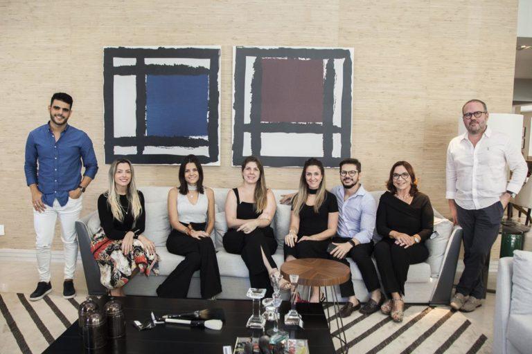 """Sierra Moveis recebe arquitetos e apresenta coleção """"Cosmopolita"""""""