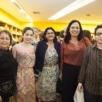 Francilene Macedo, Lara Macedo, Socorro Melo, Milene Alves E Diego Alves (1)